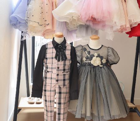 ドレス&タキシードイメージ